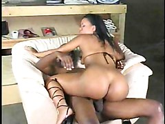 Black Babe Pounding