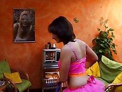 French Hairdresser Charlotte De Castille