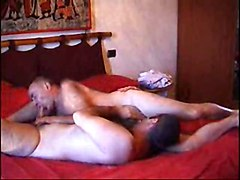 Bear Mature Couple Gay Italy
