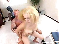 Alexia Fucked In Office