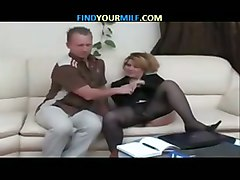 Very Horny Mature Woman