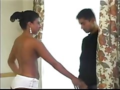 Shemale & Girl & Guy