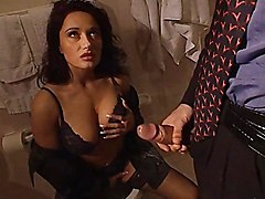 Erica Bella Get Fucked In The Toilet