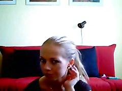 Horny Babe Goes Wild On Webcam