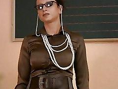 Milf Teachers Wearing Glasses Looking Hot