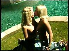 Blond Babes Love Their Wonderful Bodies