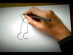 Rude Doodles 1d Womb