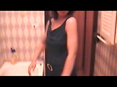 Truly  Young Married With Lover In Bathroom