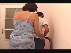 Mommy Seducing Son
