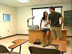 Teen Hot Classroom Romp