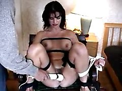Tied To Chair Alex Foxe Delights Pussy Tortures