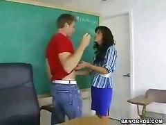 Sex Teacher For Lusty Pupil