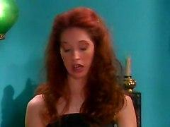 Redhead Babe Giving Head