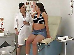 Nurse Can T Wait To Pull Her Patient S White Panties Aside   Pt  1 4