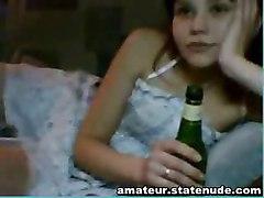 Russian Teen Fuck On Webcam