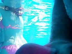 Big Mix Of Underwater Masturbating No. 6