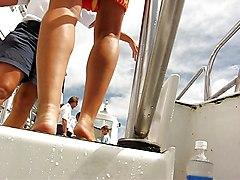 Milf Submarine Upskirt