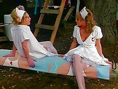 Hot Games Of Bored Nurses