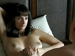 Penelope Cruz Sex Scene Perfect Tits In Elegy
