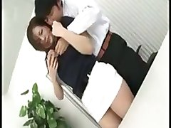 Tokyo Hot - Ayabe Office Lady Creampie