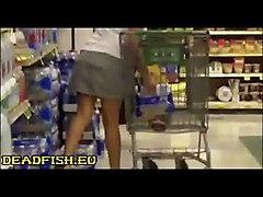 Perverts In Supermarket