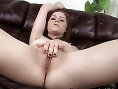 Cameron Love Gets A Big Black Thing