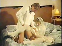 Vintage Wedding Night Handjob By Magictung