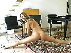 Watch Flexible Detti Spreading Pussy In Craziest Positions