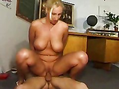 Cum Swallowing Milf Slut With Big Tits Gets Nasty