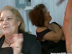 Random Blowjob At Party