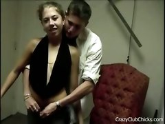 Babe Gets Into Pussy Licking Action