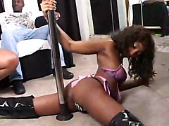 Honey Rose & Mia Vaughn Pop Lock And Drop It