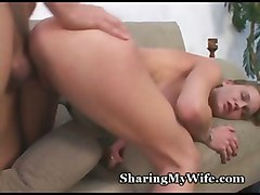 Sissy Hubby Shares Wife S Hot Pussy