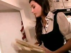 Lesbians Pussy Licking In Office
