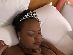Big Ebony Clit Licking