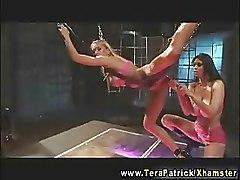Lesbian Bondage Extreme   Tera Patrick
