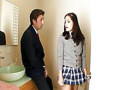 Cute Schoolgirl Jessica Right