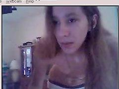 Naugthy Teen Bitch On Webcam