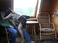 Russian Mom Fucked By Son