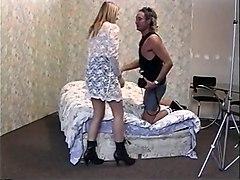 British Slut Nikki Plays With Herself And Her Arse Licked
