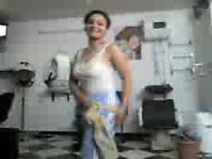 Danseuse Arabe Qui Aime La Sodo