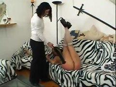 Spanked Schoolgirl 2