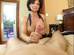 Amazing Milf With Huge Soft Tits