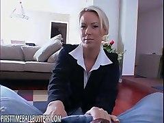 Carolyn Reese Ballbusting Queen