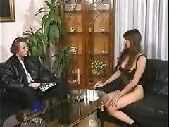 British Babe Teaches German Dude Some Hospitality