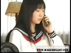 Asian Schoolgirl D By A Stranger