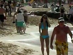Girl In Beach 1