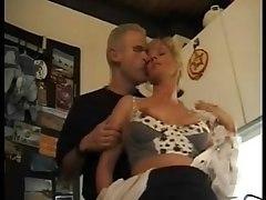 Pantyhose Mature Blonde Gangband Troia Inculata