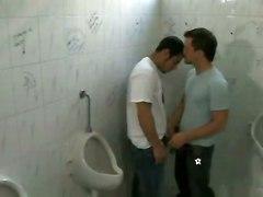 Fuck In Public Toilet