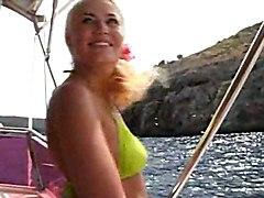 Suzie Nacho On The Beach